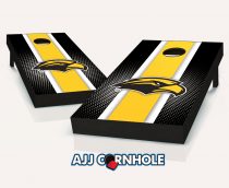 Southern Miss Golden Eagles Striped Cornhole Set