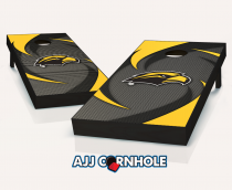 Southern Miss Golden Eagles Swoosh Cornhole Set