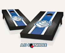St. Louis Billikens Striped Cornhole Set