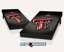 Texas Tech Red Raiders Slanted Cornhole Set