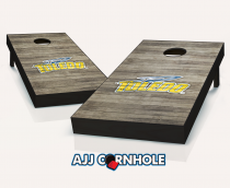Toledo Rockets Distressed Cornhole Set