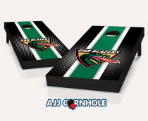 UAB Blazers Striped Cornhole Set