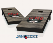 UNLV Rebels Distressed Cornhole Set