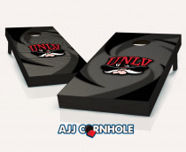 UNLV Rebels Swoosh Cornhole Set