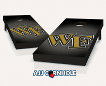 Wake Forest Demon Deacons Slanted Cornhole Set