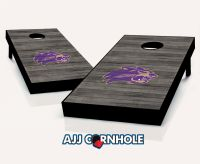 Western Carolina Catamounts Distressed Cornhole Set