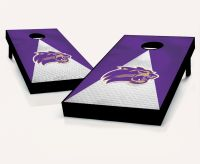 Western Carolina Catamounts Jersey Cornhole Set