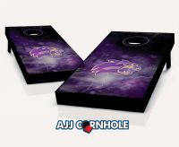 Western Carolina Catamounts Smoke Cornhole Set