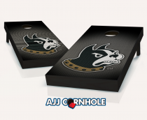 Wofford Terriers Slanted Cornhole Set