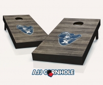 Xavier Musketeers Distressed Cornhole Set