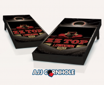 """ZZ Top Lowdown"" Cornhole Set"