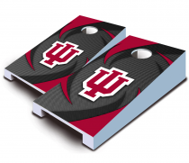 Indiana Hoosiers Swoosh Tabletop Set