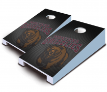 Montana Grizzlies Slanted Tabletop Set