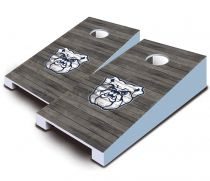 Butler Bulldogs Distressed Tabletop Set