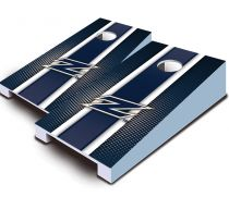 Akron Zips Striped Tabletop Set