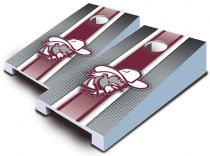 Eastern Kentucky Colonels Striped Tabletop Set