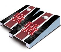 Houston Cougars Striped Tabletop Set
