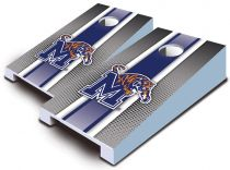 Memphis Tigers Striped Tabletop Set
