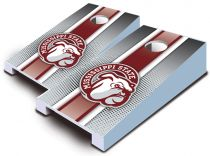 Mississippi State Bulldogs Striped Tabletop Set