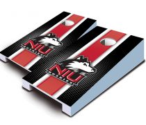 Northern Illinois Huskies Striped Tabletop Set