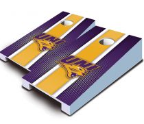Northern Iowa Panthers Striped Tabletop Set