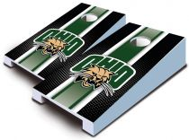Ohio Bobcats Striped Tabletop Set