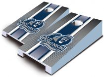 Old Dominion Monarchs Striped Tabletop Set