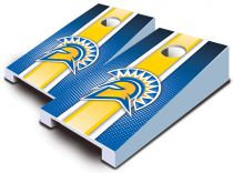 San Jose State Spartans Striped Tabletop Set