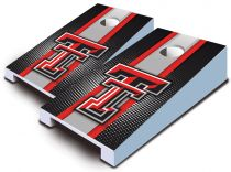 Texas Tech Red Raiders Striped Tabletop Set