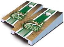 UNC Charlotte 49ers Striped Tabletop Set