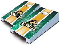 Wright State Raiders Striped Tabletop Set
