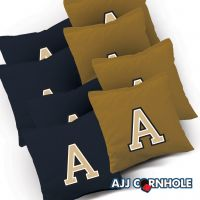 Army Black Knights Cornhole Bags - Set of 8