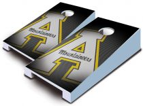 App State Mountaineers Slanted Tabletop Set