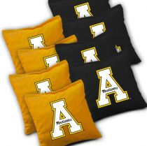 App State Mountaineers Cornhole Bags - Set of 8