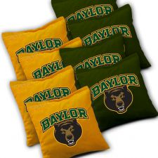 Baylor Bears Cornhole Bags - Set of 8