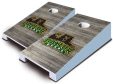 Baylor Bears Distressed Tabletop Set