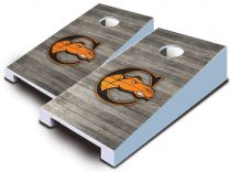 Campbell Fighting Camels Distressed Tabletop Set