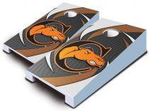 Campbell Fighting Camels Swoosh Tabletop Set