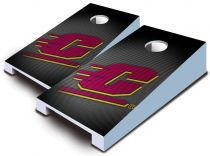 Central Michigan Chippewas Slanted Tabletop Set