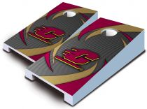 Central Michigan Chippewas Swoosh Tabletop Set