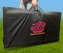 Central Michigan Chippewas Cornhole Carrying Case