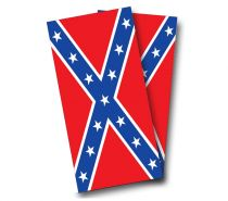 """Confederate Flag"" Cornhole Wrap"