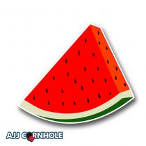 Watermelon Cornhole Decal