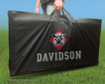 Davidson Wildcats Cornhole Carrying Case
