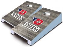 Dayton Flyers Distressed Tabletop Set