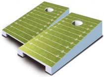 """Football"" Tabletop Cornhole Set"