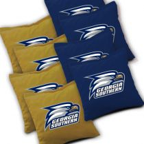 Georgia Southern Eagles Cornhole Bags - Set of 8