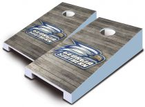 Georgia Southern Eagles Distressed Tabletop Set