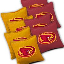 Iowa State Cyclones Cornhole Bags - Set of 8