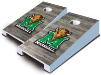 Marshall Thundering Herd Distressed Tabletop Set